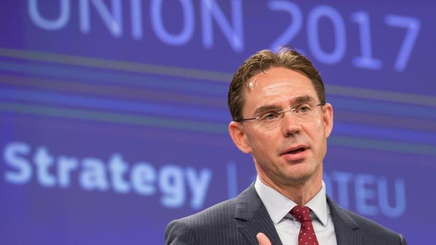 El vicepresidente de la CE dice que el acuerdo con México reforzará el comercio basado en reglas