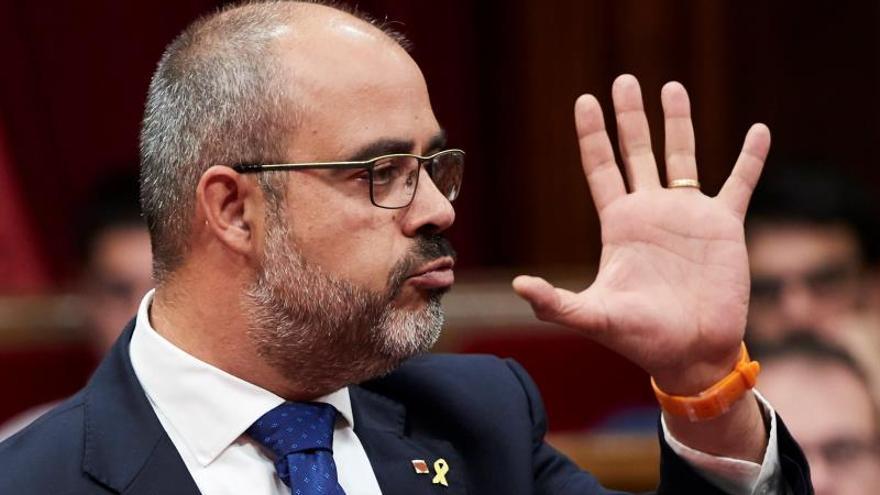 Buch: cuando se identifique a los mossos autores de la agresión racista se les expulsará