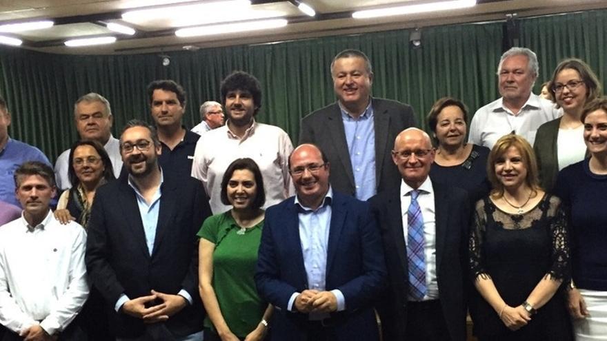 Candidato del PP en Murcia hablará con todos si el PP nacional no se posiciona sobre los pactos