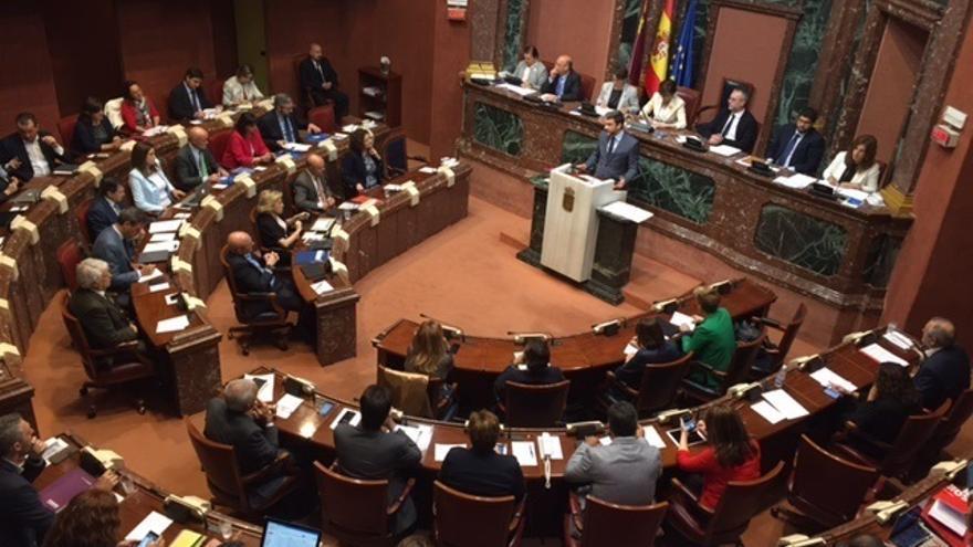PP aprueba junto a la oposición eliminar los aforamientos de diputados y miembros del Consejo de Gobierno de Murcia
