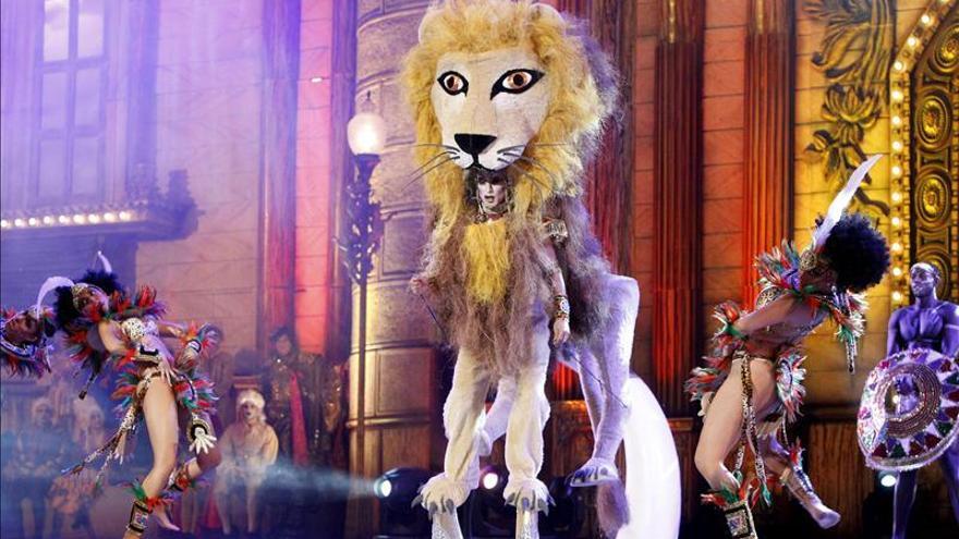 "Drag Xoul, de Rey de la Selva a ""reinona"" del Carnaval de Las Palmas 2013"