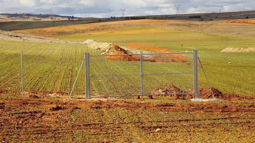 Terrenos en el entorno del futuro ATC