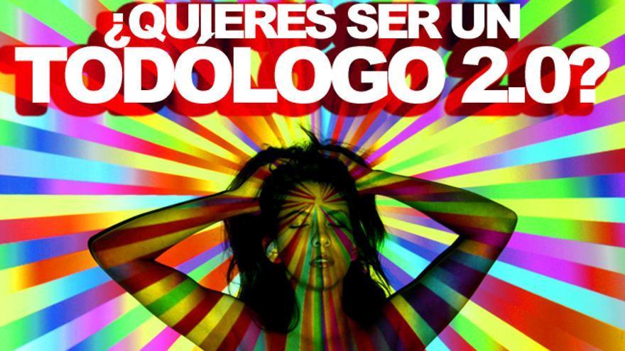 Banner promocional del Master en Todología 2.0