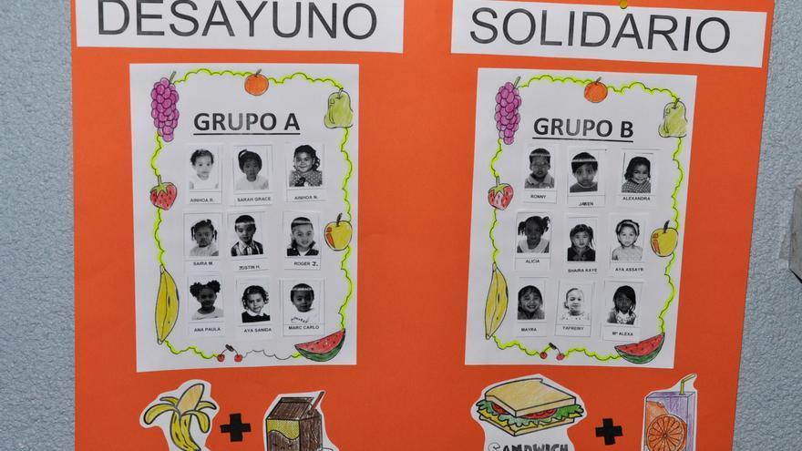 Las organizaciones integrantes en la Plataforma de Infancia piden un Pacto de Estado que proteja los derechos de los niños y niñas más vulnerables © Ayuda en Acción