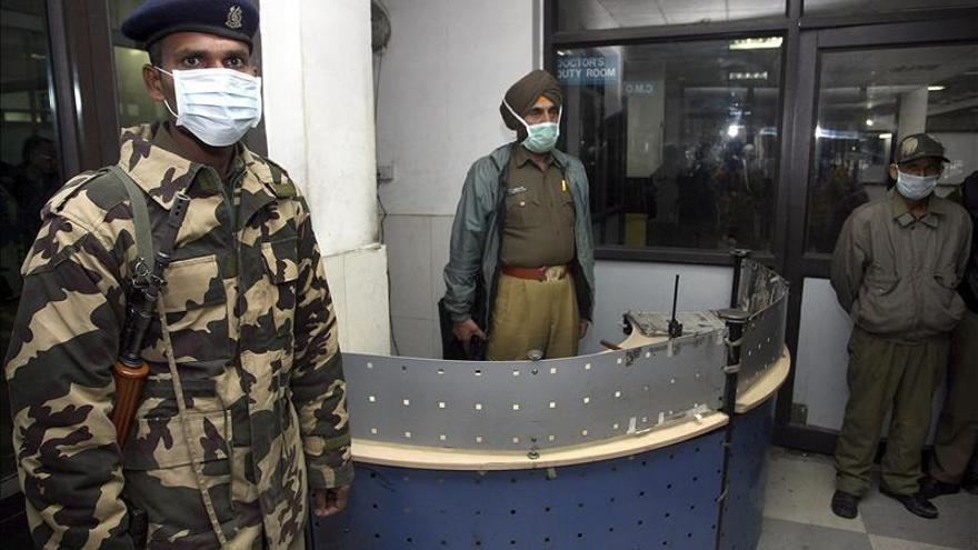 Aumentan a 703 los muertos por gripe porcina en la India en lo que va de año