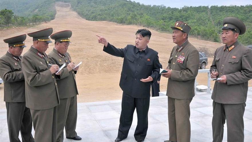 """Corea del Norte califica de """"inaceptable"""" el bombardeo de EEUU a Siria"""