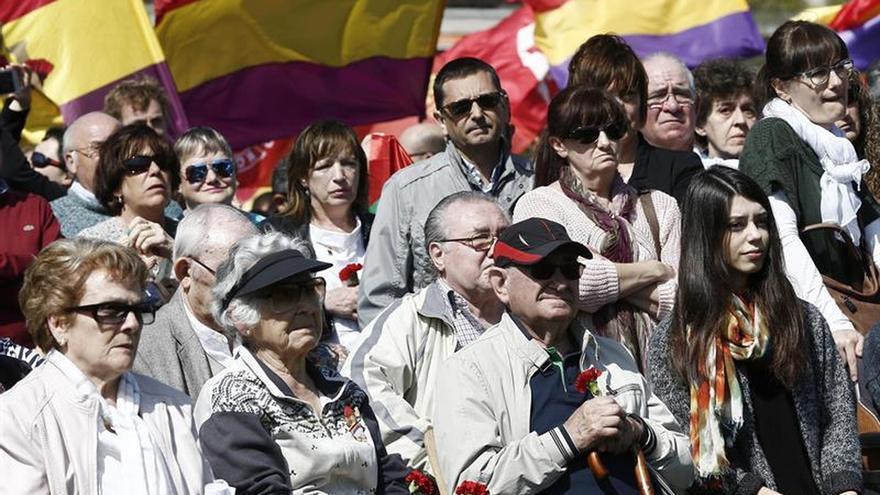 Pamplona homenajea a los asesinados en la Guerra Civil y en el franquismo