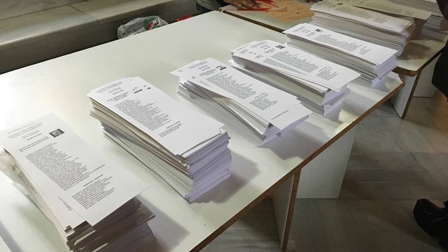 Los grandes partidos presentan 81 listas encabezadas por mujeres, seis más que en diciembre