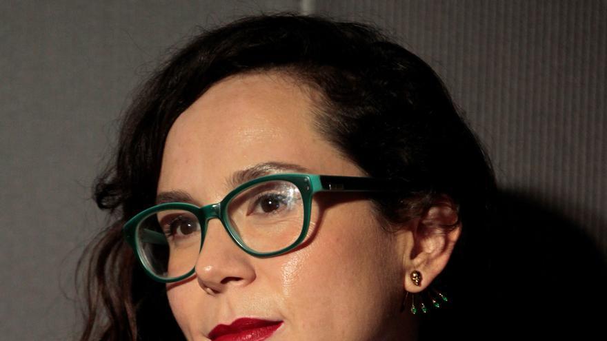 La mexicana Natalia Beristáin dice que en el cine encontró su propia voz