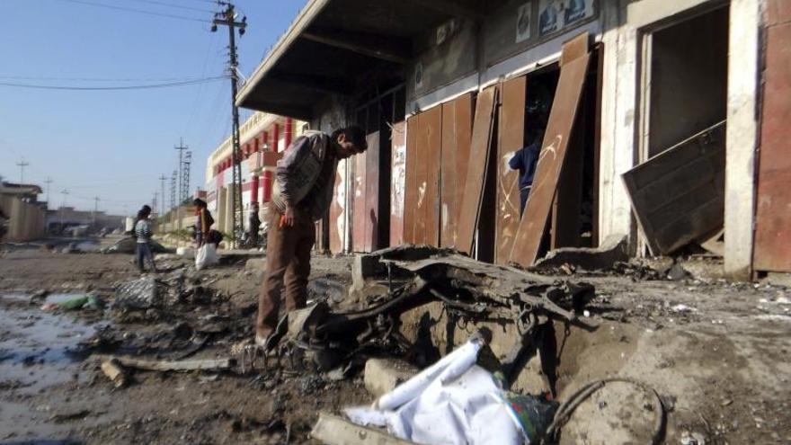Las autoridades iraquíes ejecutan a 11 personas condenadas por terrorismo