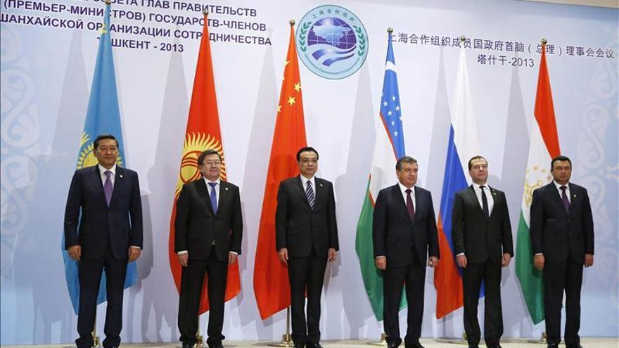 La OCS centra su reunión china de primeros ministros en la lucha antiterrorista