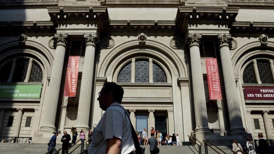 El Met evalúa en EE.UU. si varios objetos del museo están vinculados a contrabando