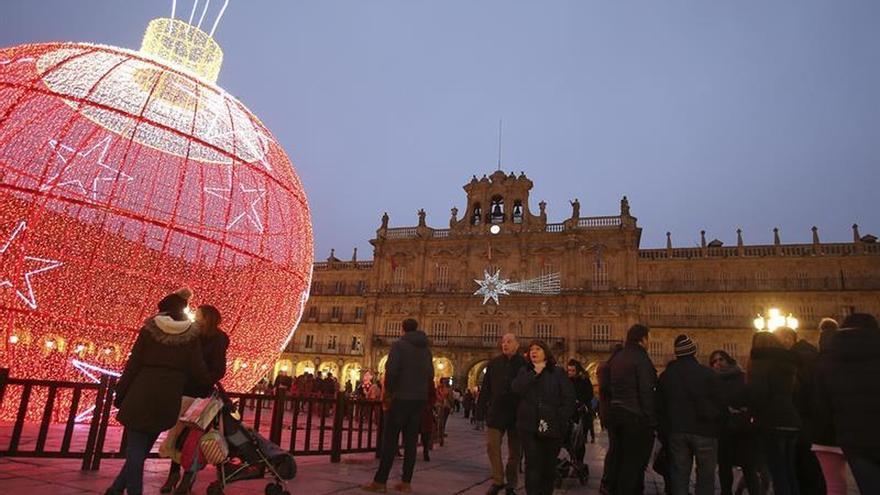 Salamanca narra su cuento de Navidad cargado de cultura y patrimonio