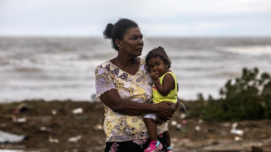 Unicef advierte de una crisis sanitaria por la falta de agua en Centroamérica