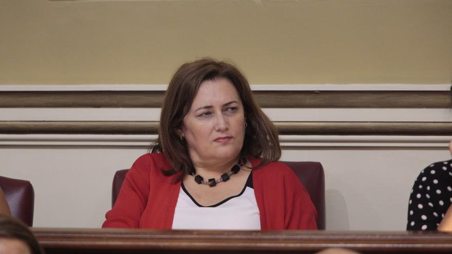 Guadalupe González Taño es diputada de CC por La Palma.