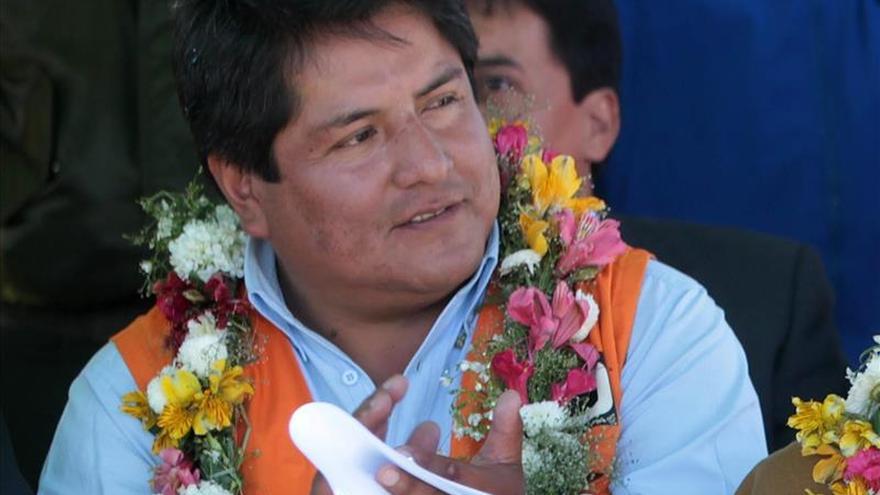 Detienen a un exalcalde de la ciudad boliviana de El Alto acusado de corrupción