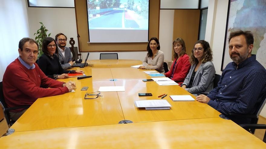 Navarra propone a la Eurorregión medidas de transporte sostenible y movilidad
