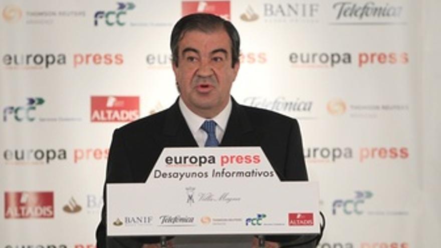 Presidente De Asturias, Francisco Álvarez Cascos