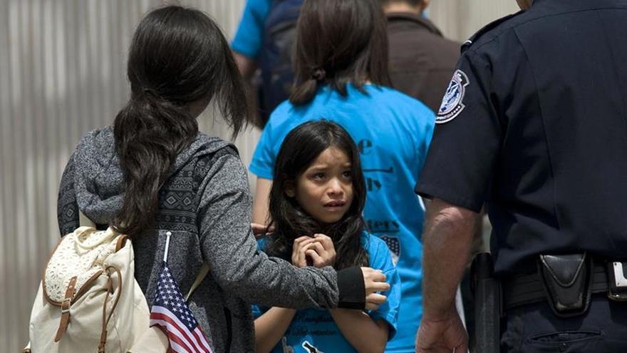 Las autoridades de EE.UU. pidieron la deportación de 15.821 mexicanos en seis meses