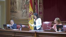 El pleno del Parlamento de Canarias ha aprobado una declaración institucional en la que reclama la implicación activa de la Comunidad Autónoma en la crisis de los refugiados en Europa.