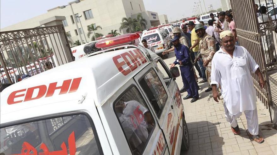EE.UU. condena el atentado en el que murieron al menos 45 chiís en Pakistán