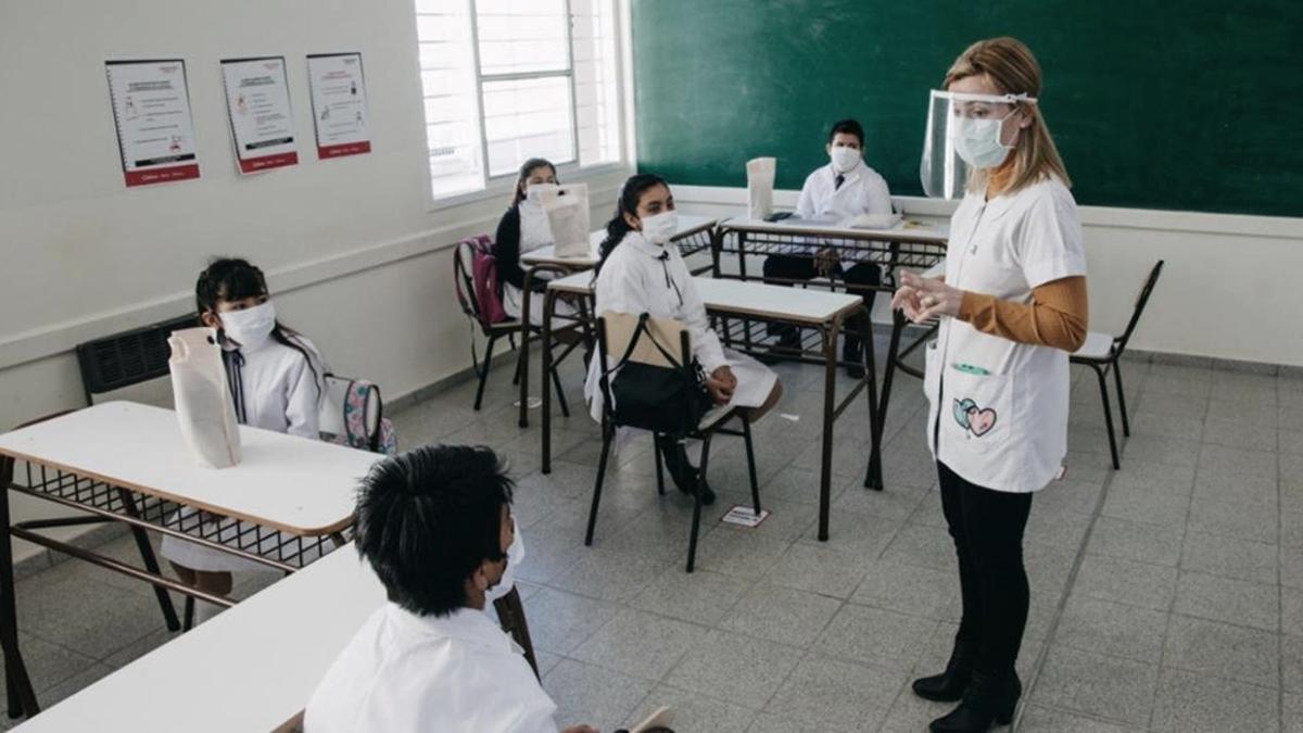El Gobierno de CABA presentó un borrador sobre el regreso a clases presenciales