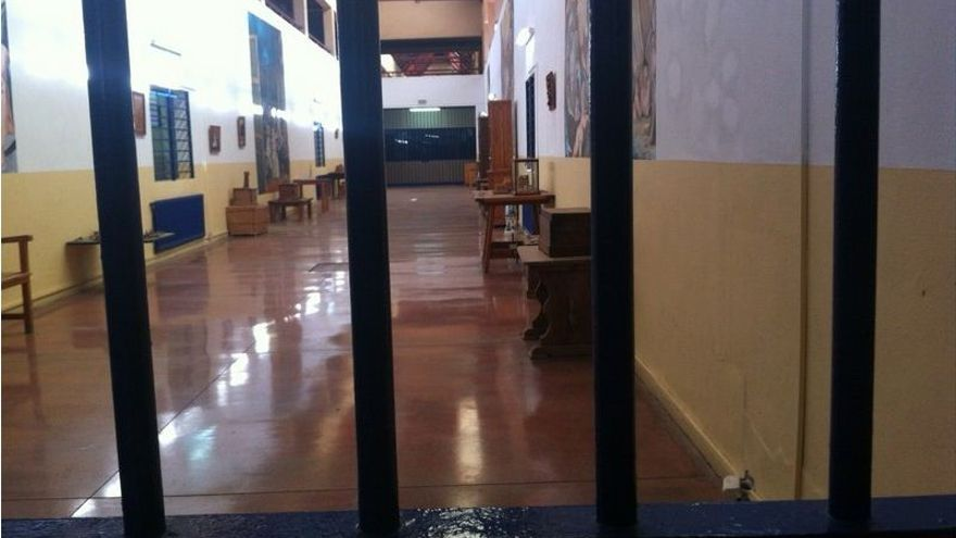 prision Badajoz carcel centro penitenciario