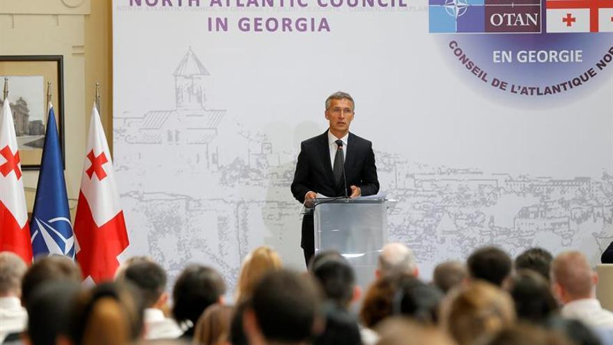 La OTAN respalda la operación militar turca en el norte de Siria