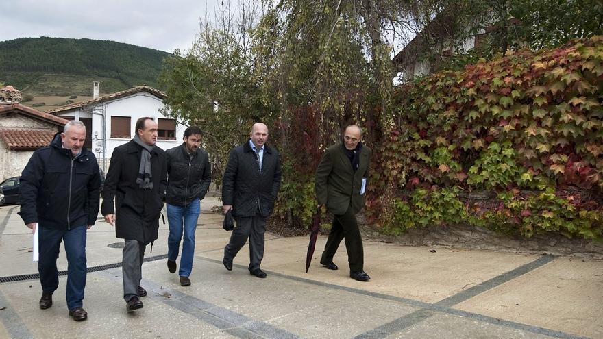 El Gobierno subvenciona con 133.242 euros la renovación y pavimentación de calles en Sorauren (Ezcabarte)