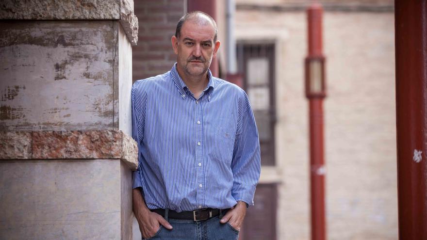 Pablo Barrenechea. Foto: Juan Manzanara.