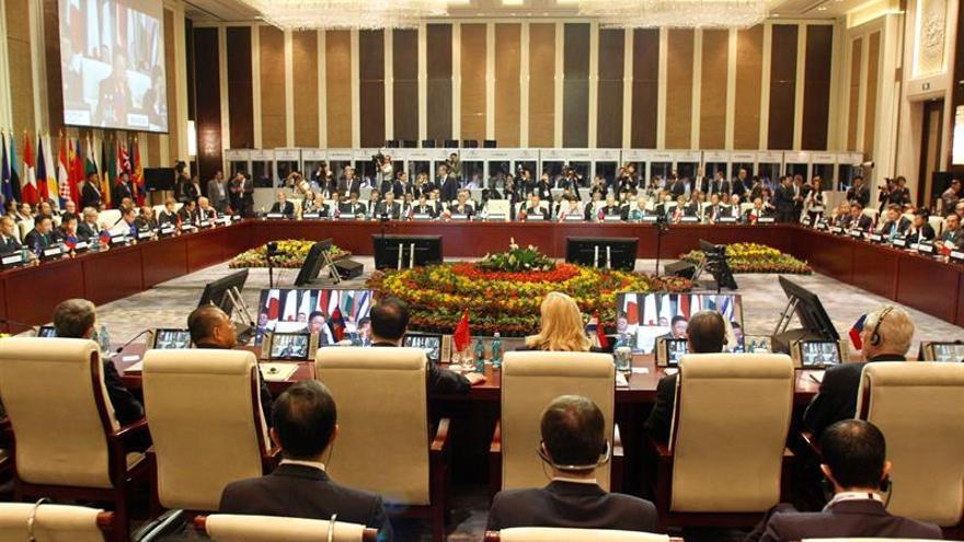 """Corea del Norte acusa a los líderes de ASEM de """"elevar la tensión"""""""