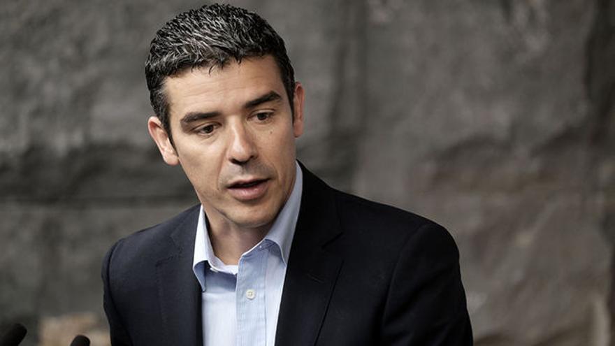 Narvay Quintero, consejero de Agricultura en el Gobierno de Canarias, de AHI-CC