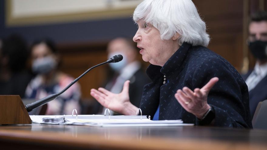 """Yellen y Powell ven """"esencial"""" e """"imperativo"""" evitar la suspensión de pagos"""