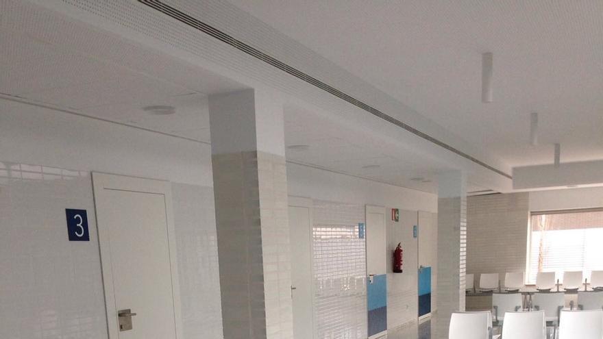 Tres Centros de Atención Primaria sustituyen a institutos como puntos de votación en L'Hospitalet de Llobregat