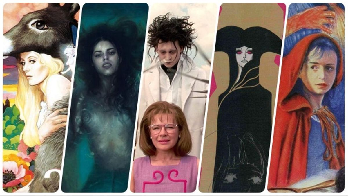 collage cuentos