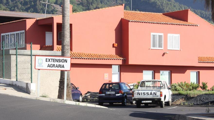 Agencia de Extensión Agraria del Cabildo de La Palma.