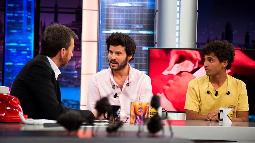 El Hormiguero - Pablo Motos, Willy Bárcenas y Antón Carreño