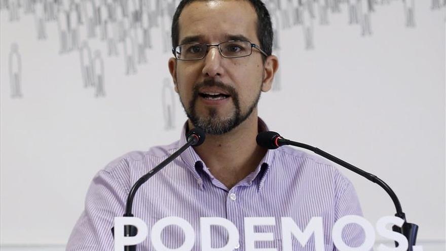 """Sergio Pascual sostiene que la burbuja de Ciudadanos """"ha explotado"""""""