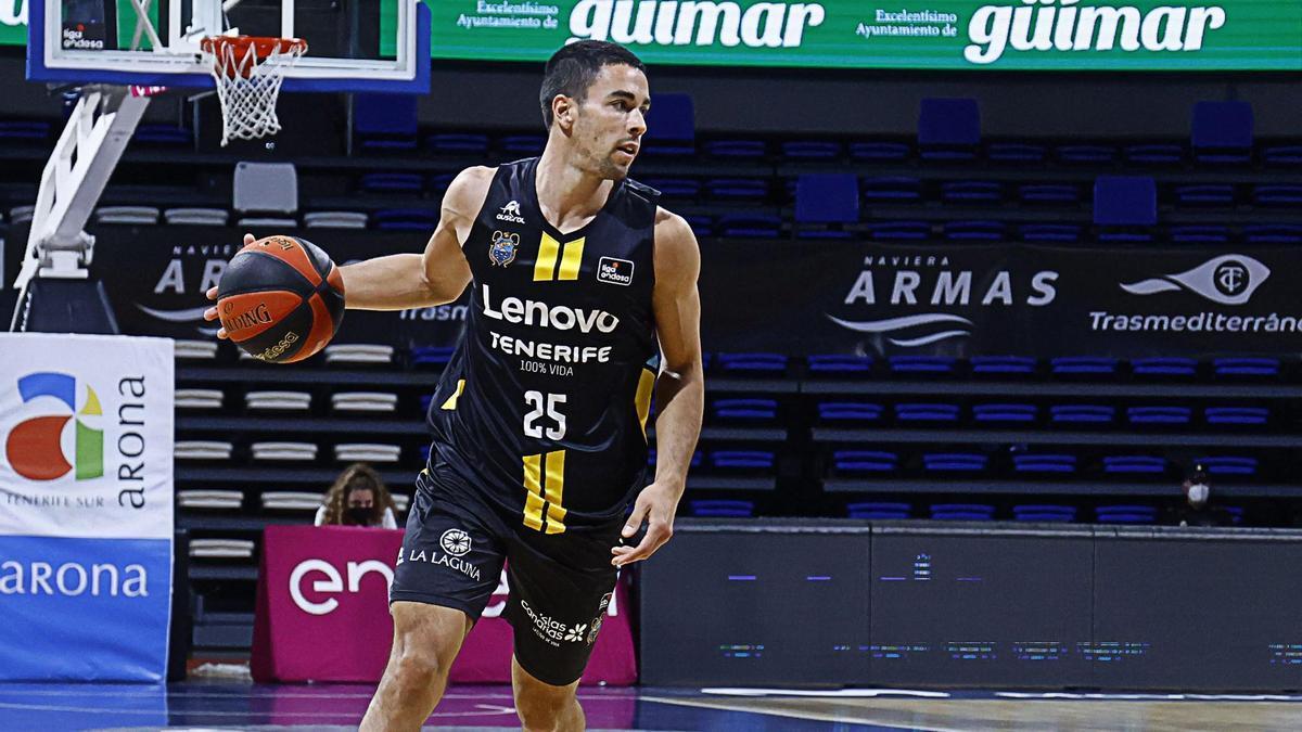 Álex López, en su etapa como jugador aurnegro