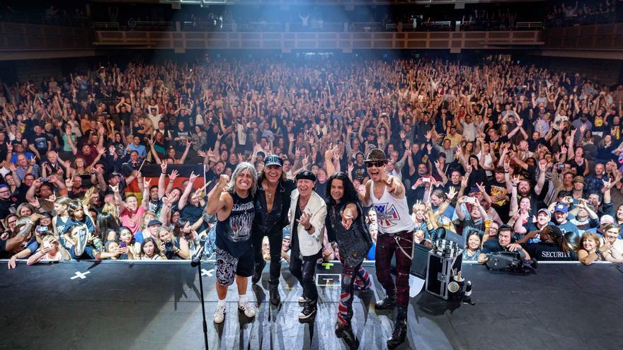 Torrelavega se prepara para el concierto que Scorpions ofrecerá el próximo miércoles 12 de julio en los Campos del Malecón.