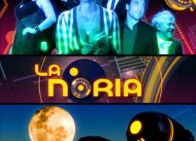 """Telecinco para """"La Noria"""""""