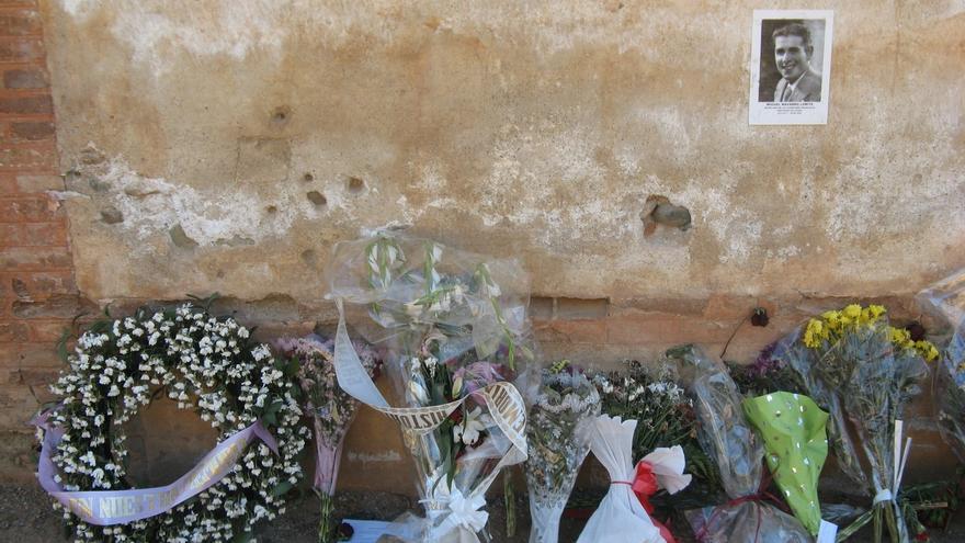 Homenaje este miércoles a los 4.000 fusilados en el cementerio de Granada en la Guerra Civil