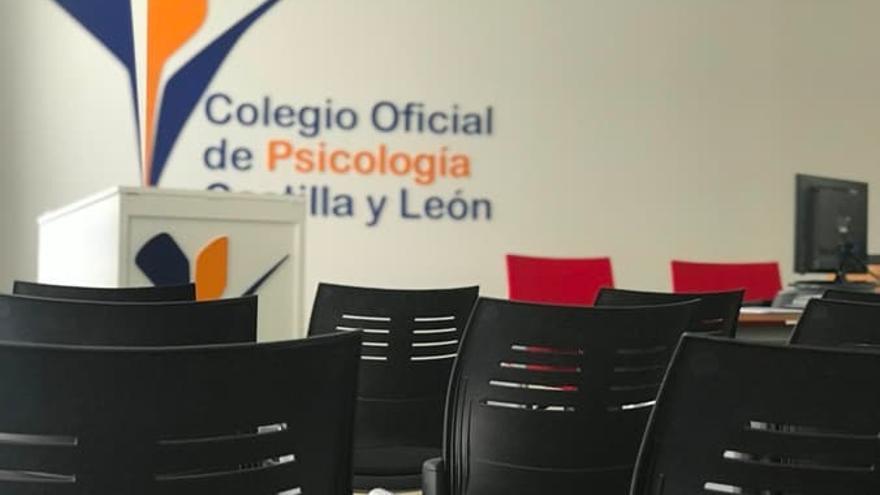 El Colegio Oficial de Psicólogos de Castilla y León.