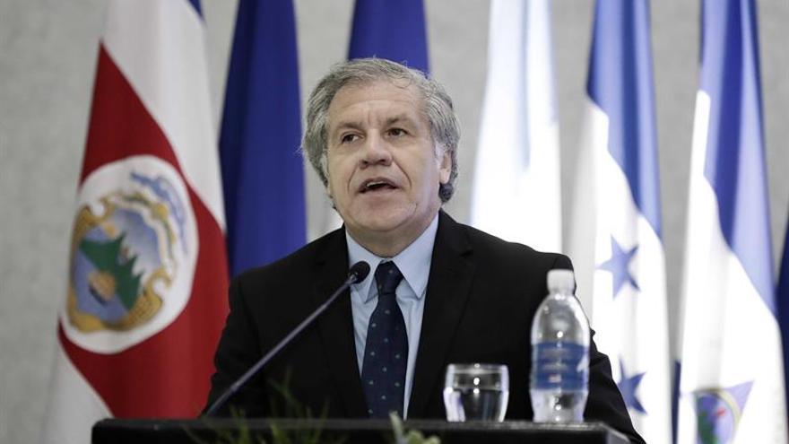 Almagro condena dos asesinatos entre políticos opositores en Nicaragua