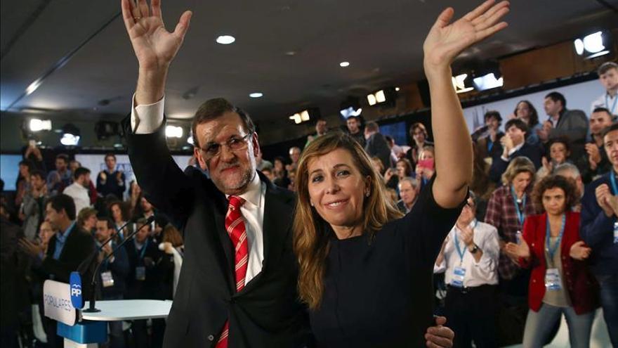 """Sánchez Camacho reclama """"fortalecer"""" y aumentar la presencia del Estado en Cataluña"""
