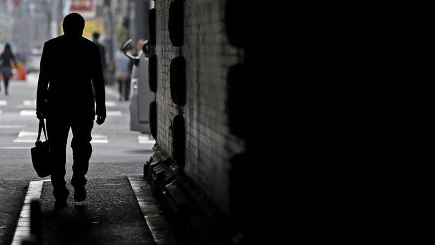 El desempleo en Japón se mantuvo en el 2,8 % en marzo