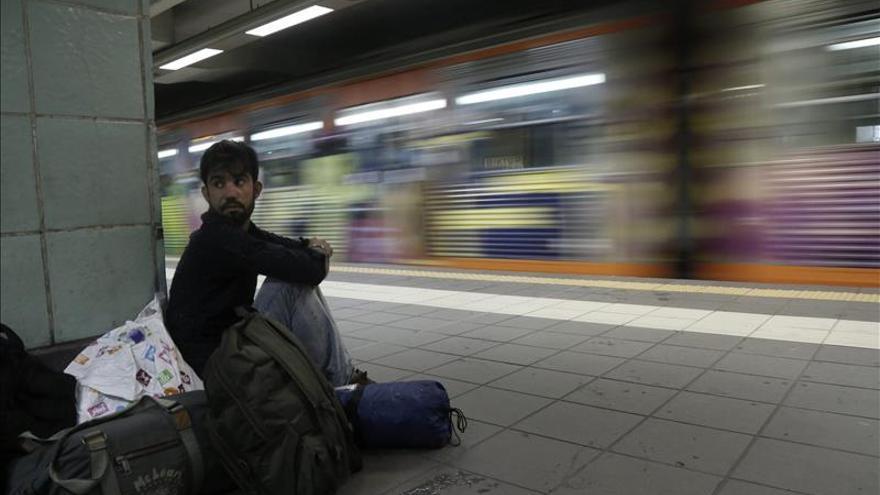 El 97 por ciento de los que llegan a Grecia tienen derecho a ser reconocidos refugiados