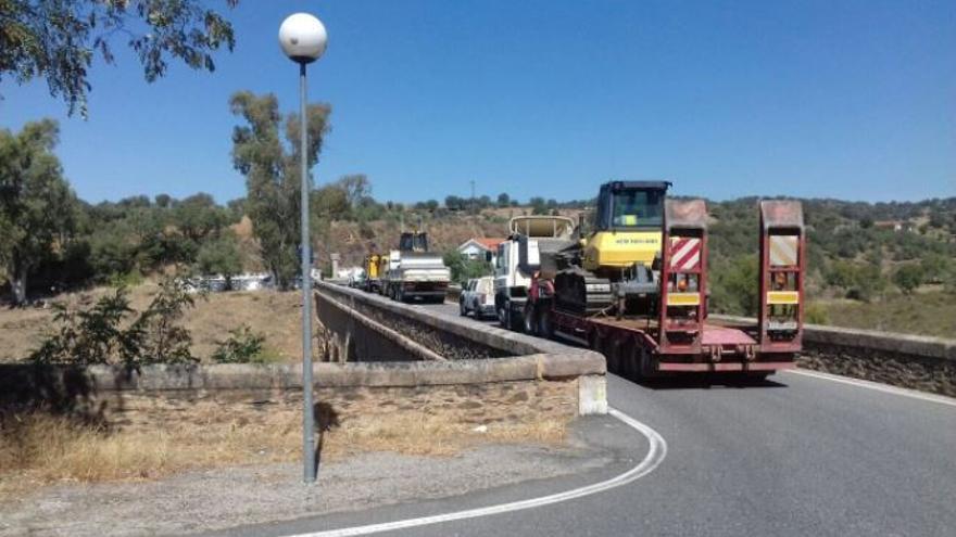 Destacamento Extremadura Infoex Portugal