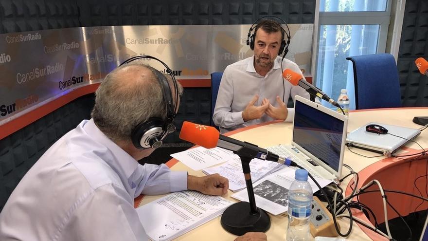 """IU de Andalucía espera un acuerdo sobre financiación, pero no una """"estrategia propagandística de los intereses de Díaz"""""""