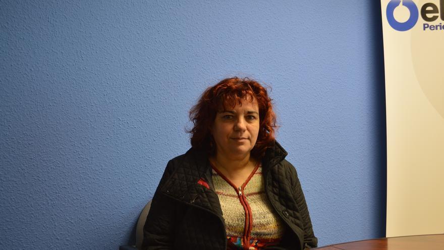 Alicia Galán, madre adoptiva y miembro de la Asociación Afamundi.